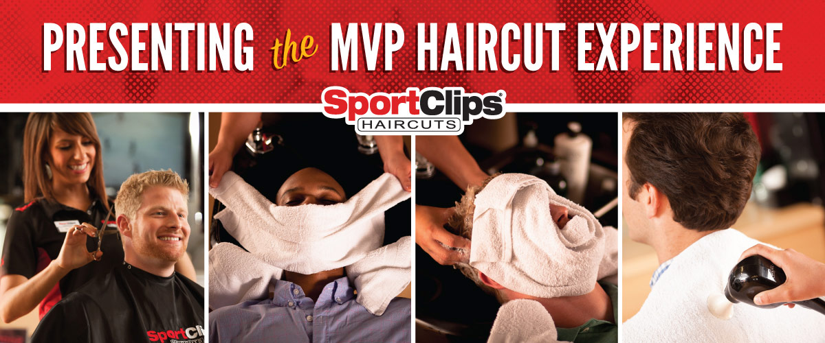 The Sport Clips Haircuts of Hickory MVP Haircut Experience
